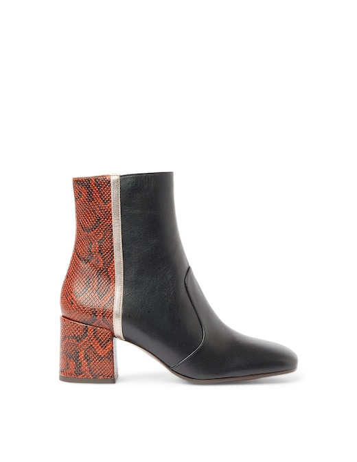 rinascente Chie Mihara Leather ankle boots Ukea