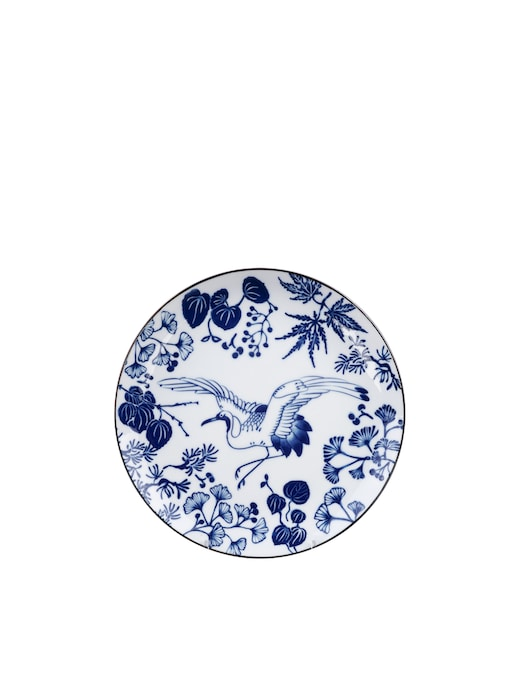 rinascente TOKYO design studio Flora Japonica plate 25.7x3cm