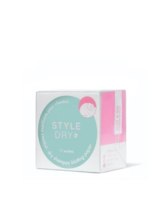 rinascente STYLEDRY Shampoo secco in salviette Blot & Go Coconut Breeze