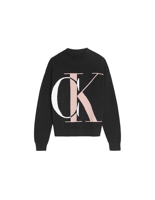 rinascente Calvin Klein Felpa monogram exploted