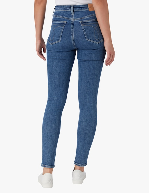 rinascente Calvin Klein Jeans High rise skinny jeans