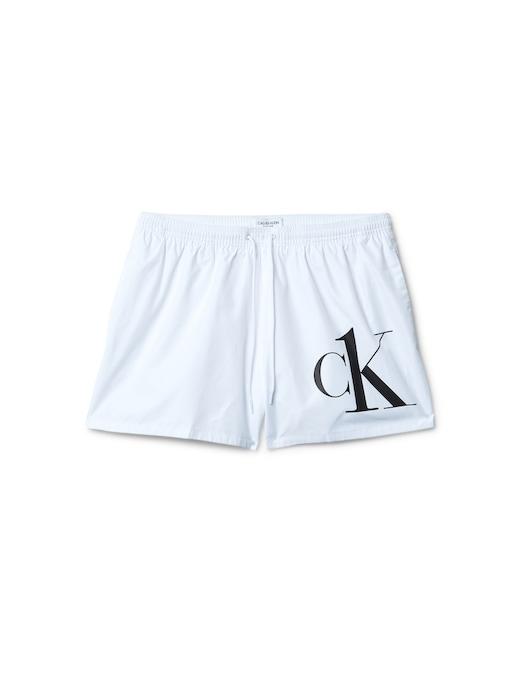 rinascente Calvin Klein Logo ck drawstring swim boxer
