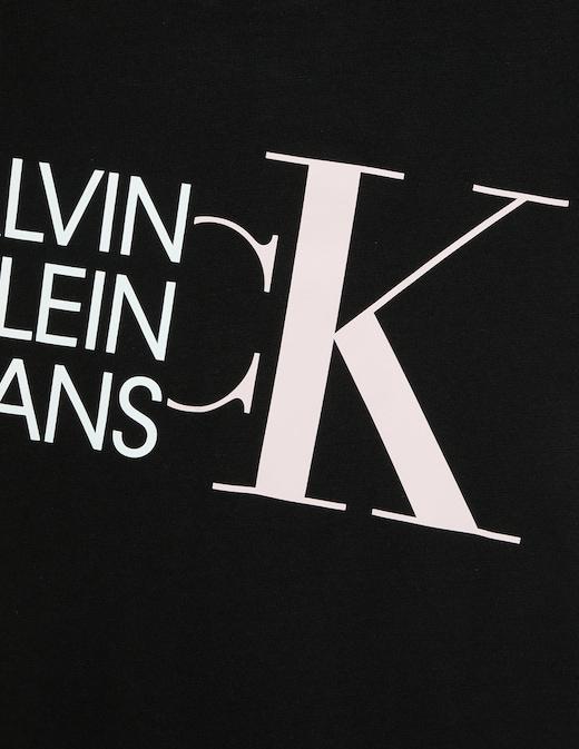rinascente Calvin Klein Hybrid logo t-shirt