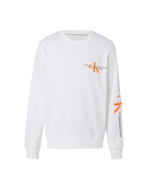 rinascente Calvin Klein Jeans Urban graphic logo sweatshirt