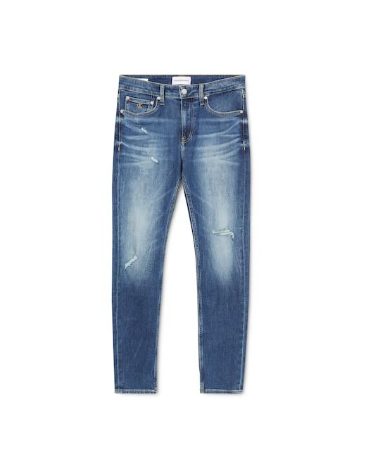 rinascente Calvin Klein Jeans Jeans slim fit taper con rotture