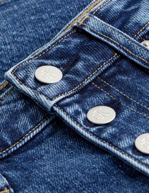 rinascente Calvin Klein Jeans High rise mini skirt