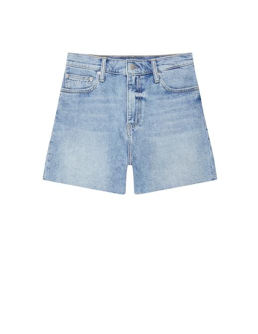 rinascente Calvin Klein Jeans Pantaloni corti di jeans mom-fit