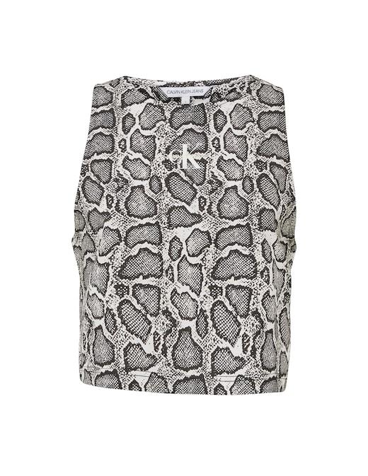 rinascente Calvin Klein Jeans Crop top in cotone