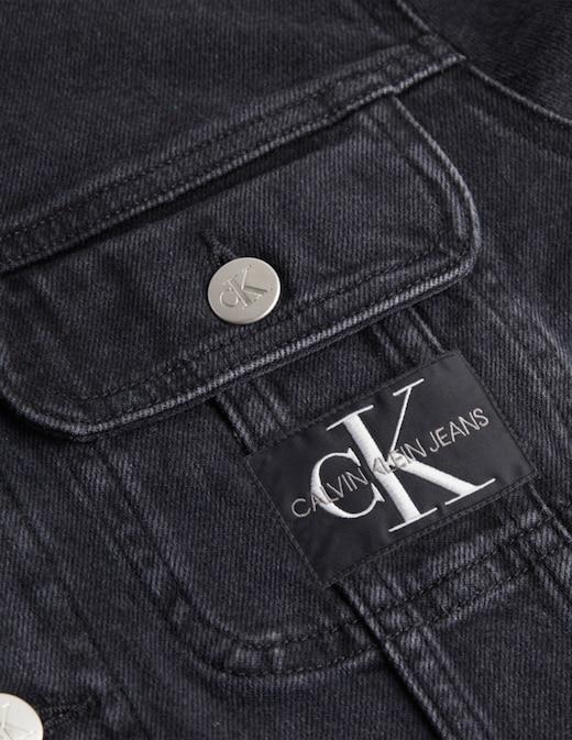 rinascente Calvin Klein Jeans Denim cropped jacket