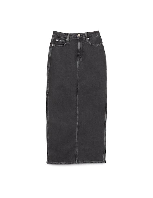 rinascente Calvin Klein Jeans Denim maxi skirt