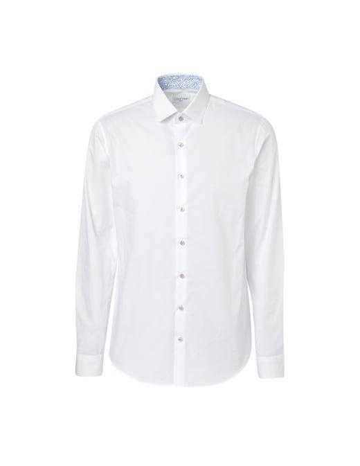 rinascente Calvin Klein Popeline slim shirt