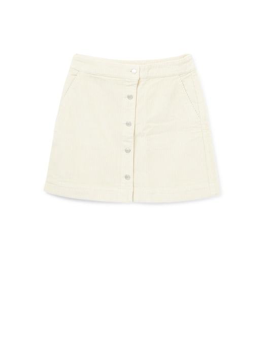 rinascente Calvin Klein Jeans Velvet mini skirt