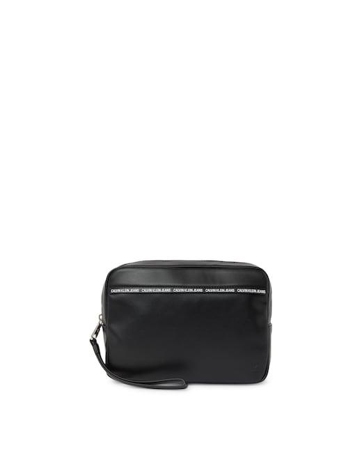 rinascente Calvin Klein Jeans Logo tape pouch