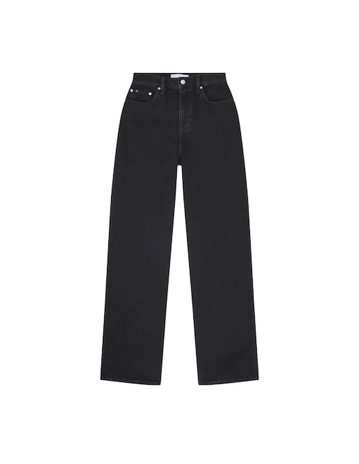 rinascente Calvin Klein Jeans High rise wide leg jeans