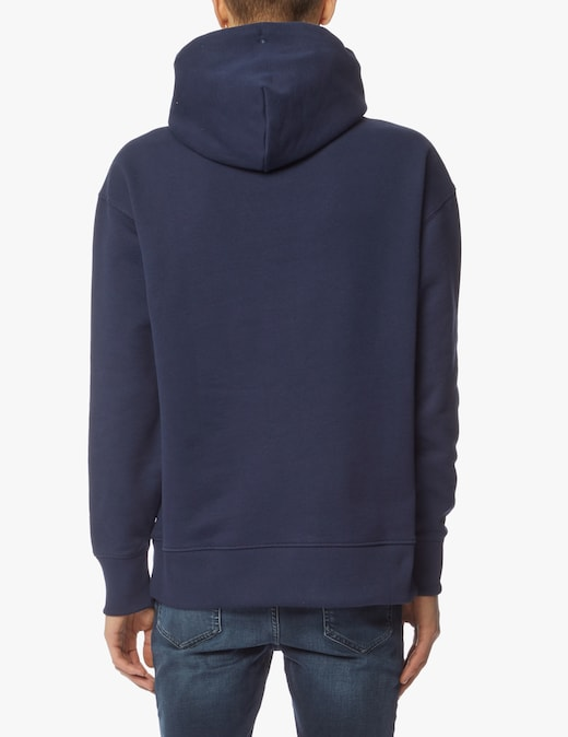 rinascente Tommy Jeans Organic cotton logo hoodie