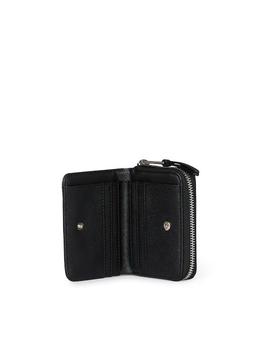 rinascente Karl Lagerfeld Ikonik Sm Folded Zip Wallet