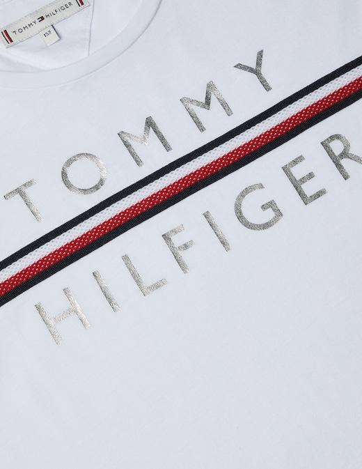 rinascente Tommy Hilfiger Logo flag t-shirts