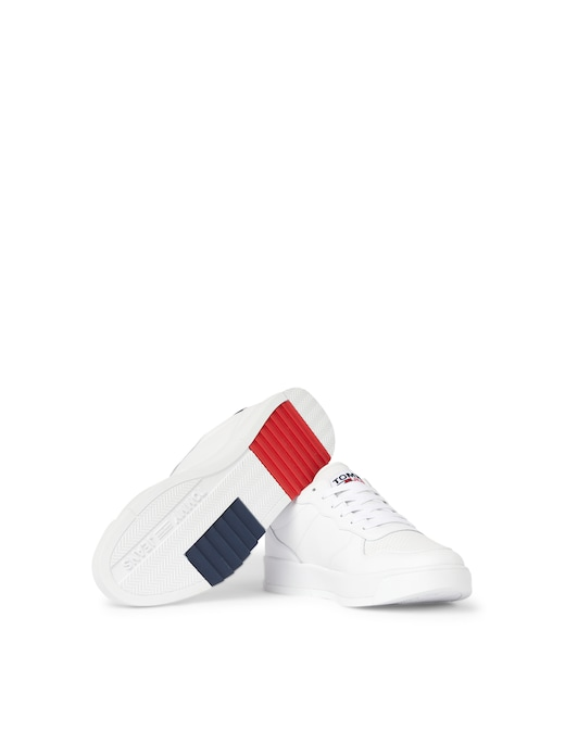rinascente Tommy Jeans Sneakers basket leather