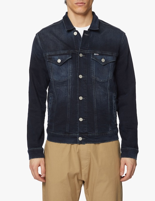 rinascente Tommy Jeans Giacca di jeans trucker regualr fit