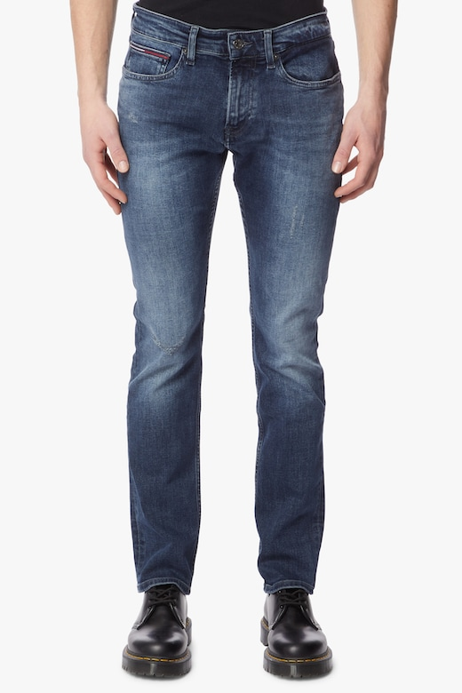 rinascente Tommy Jeans Jeans slim scanton scuro
