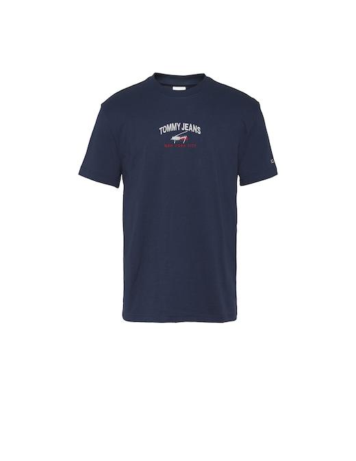 rinascente Tommy Jeans Maglietta girocollo timeless logo