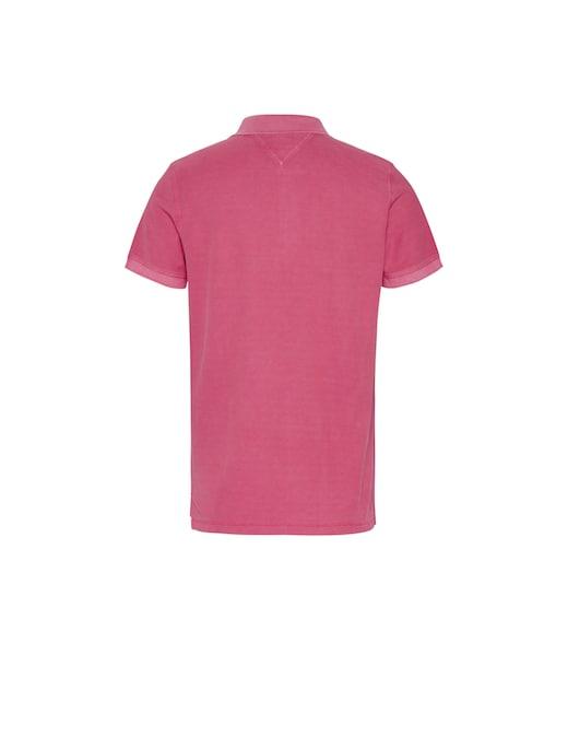 rinascente Tommy Jeans Polo garment dye