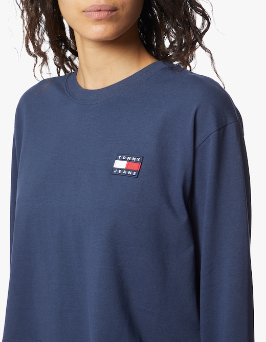 rinascente Tommy Jeans Cropped sweatshirt