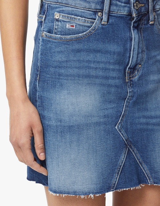 rinascente Tommy Jeans Minigonna di jeans