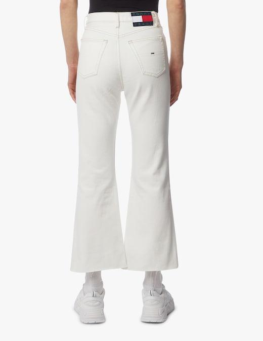 rinascente Tommy Jeans Jeans a zampa e vita alta Harper