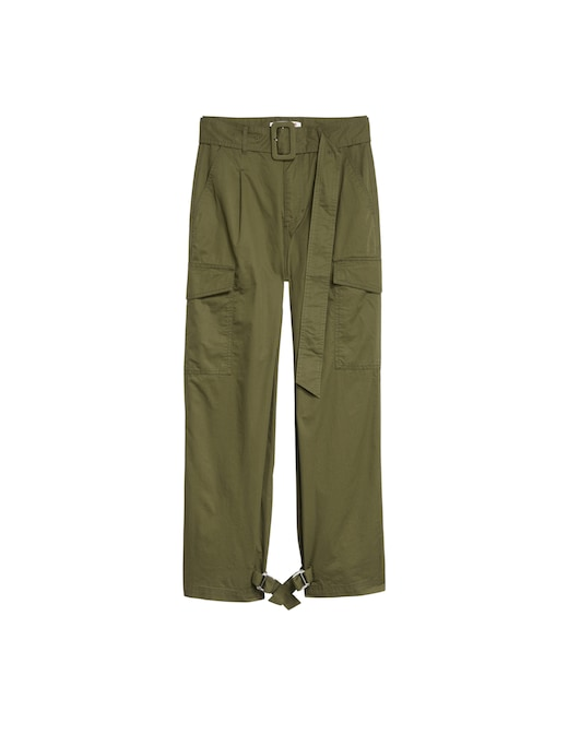 rinascente Tommy Jeans Cotton cargo pants with belt
