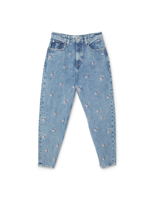rinascente Tommy Jeans High rise mom jeans