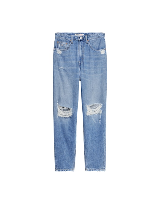 rinascente Tommy Jeans Cropped mom jeans