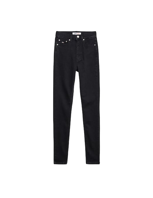rinascente Tommy Jeans High rise skinny jeans