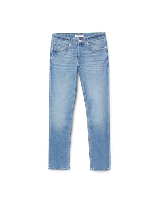 rinascente Tommy Jeans Ripped denim scanton jeans