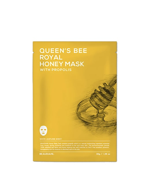 rinascente Beaudiani Queen S Bee Royal Honey Mask