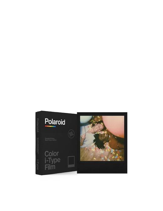 rinascente Polaroid Films I-Type A Colours - Black Frame